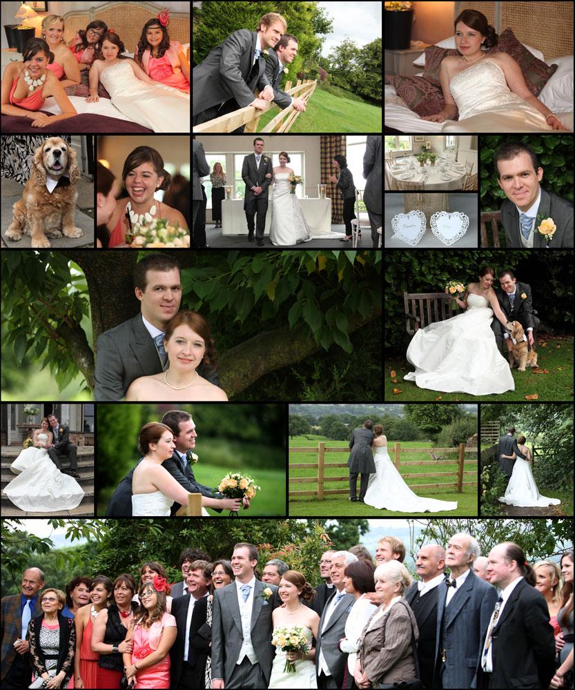 Andrew hurst wedding